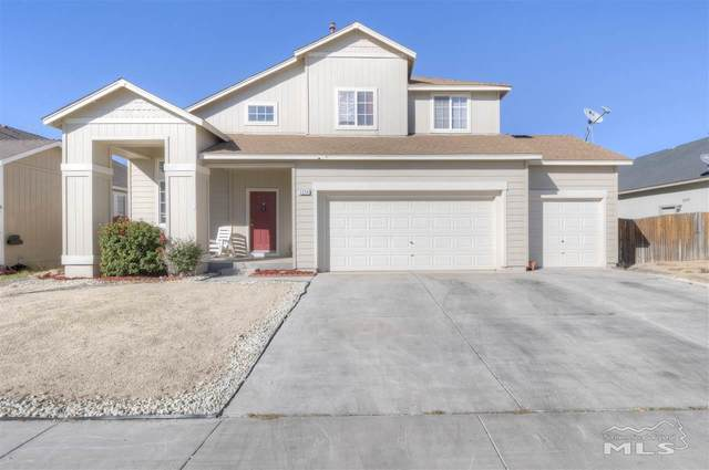 1214 Mountain Rose Dr., Fernley, NV 89408 (MLS #200014478) :: The Craig Team