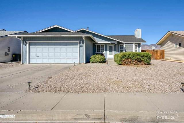 211 Woodlake Cir, Dayton, NV 89403 (MLS #200014508) :: Ferrari-Lund Real Estate