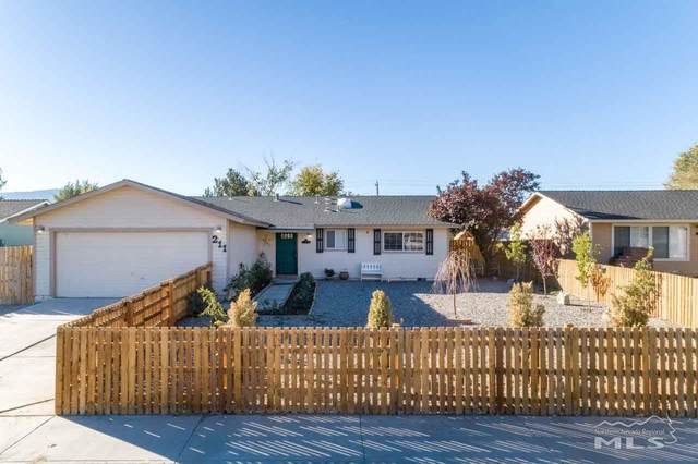 211 Gordon Ln, Dayton, NV 89403 (MLS #200014518) :: NVGemme Real Estate