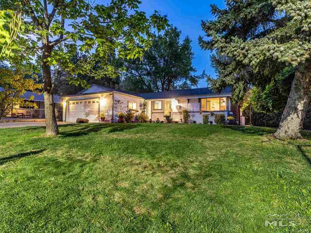 1901 Elmcrest Drive, Reno, NV 89503 (MLS #200014582) :: Chase International Real Estate