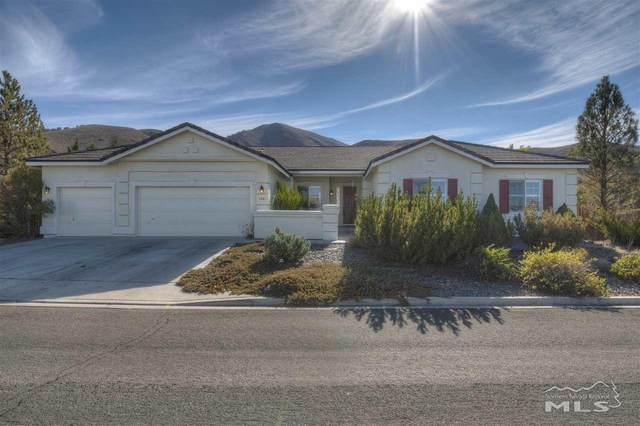 5900 Lone Horse Dr, Reno, NV 89502 (MLS #200014612) :: NVGemme Real Estate