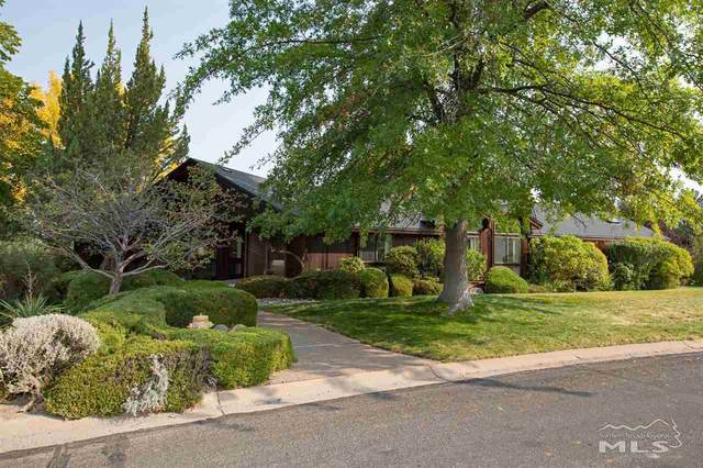 4140 Longknife Road, Reno, NV 89519 (MLS #200014641) :: NVGemme Real Estate
