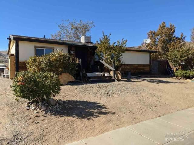 417 Feldspar Cir., Moundhouse, NV 89706 (MLS #200014678) :: Vaulet Group Real Estate