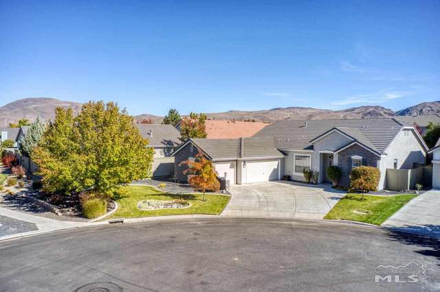 10318 Bronze Wood Ct., Reno, NV 89521 (MLS #200014691) :: Theresa Nelson Real Estate