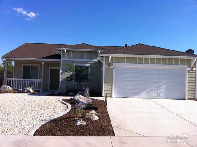203 Crown Point, Dayton, NV 89403 (MLS #200014703) :: NVGemme Real Estate