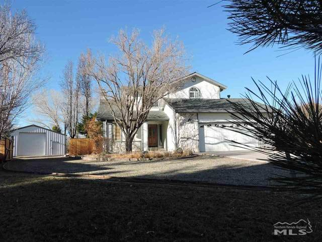 4706 Aquifer, Carson City, NV 89701 (MLS #200014716) :: NVGemme Real Estate