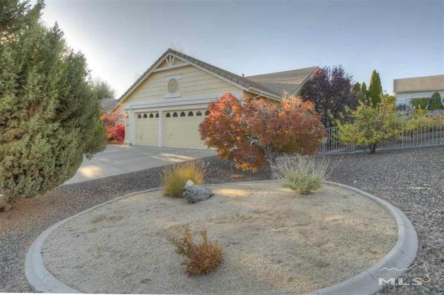 2168 Castle Rock Drive, Reno, NV 89523 (MLS #200014729) :: The Mike Wood Team
