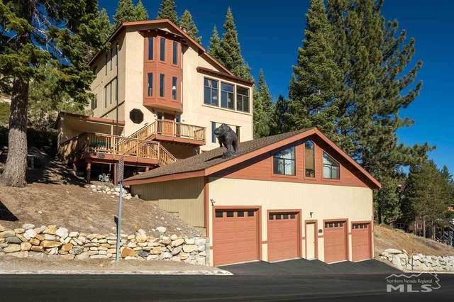 448 Quaking Aspen Ln, Stateline, NV 89449 (MLS #200014733) :: Ferrari-Lund Real Estate