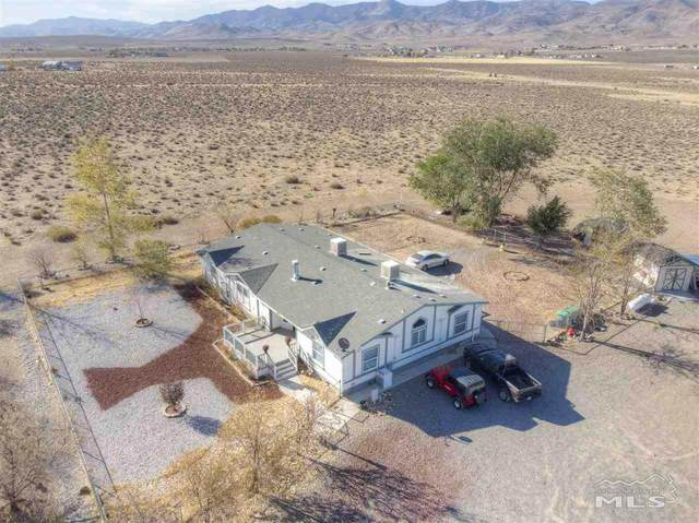 11650 W Us Highway 50, Stagecoach, NV 89429 (MLS #200014789) :: The Craig Team