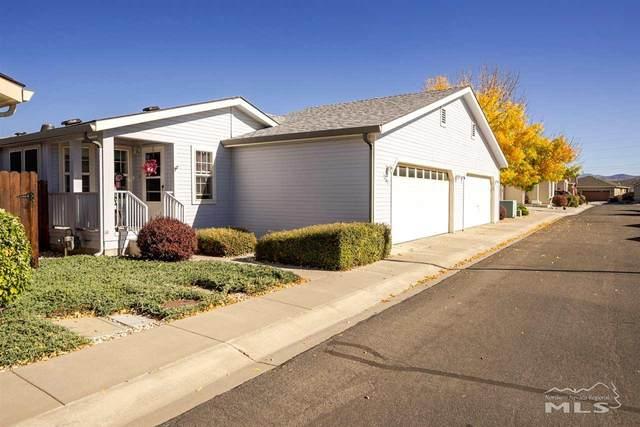 1264 Gambrel, Carson City, NV 89701 (MLS #200014800) :: Chase International Real Estate