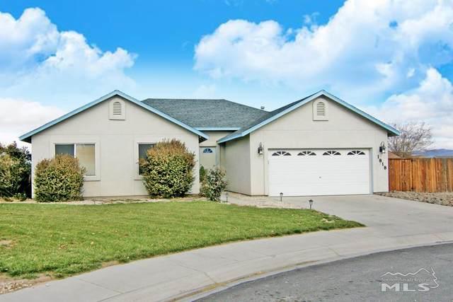 1818 Bogie, Fernley, NV 89408 (MLS #200014826) :: NVGemme Real Estate