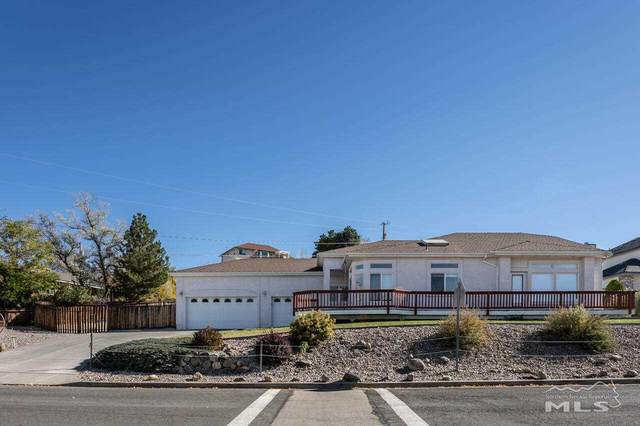 13410 Rim Rock Drive, Reno, NV 89521 (MLS #200014853) :: The Craig Team