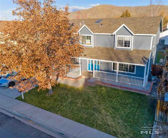 3443 Halleck Drive, Carson City, NV 89701 (MLS #200014856) :: Craig Team Realty