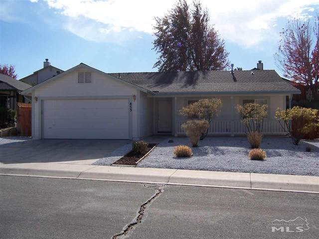 853 Meadow Vista, Carson City, NV 89705 (MLS #200014886) :: Ferrari-Lund Real Estate