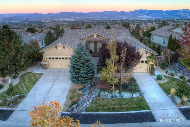 544 Echo Ridge Ct, Reno, NV 89511 (MLS #200014952) :: The Mike Wood Team