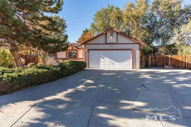 4020 Montez Drive, Carson City, NV 89706 (MLS #200014971) :: Chase International Real Estate