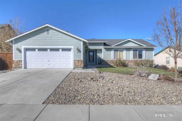 317 Bens Way, Fernley, NV 89408 (MLS #200014981) :: NVGemme Real Estate