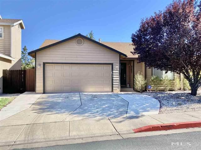 6576 Wassuk Ridge Rd, Reno, NV 89506 (MLS #200015014) :: Theresa Nelson Real Estate
