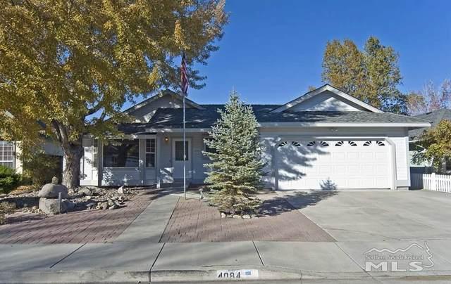 4084 Quinn, Carson City, NV 89701 (MLS #200015032) :: Chase International Real Estate