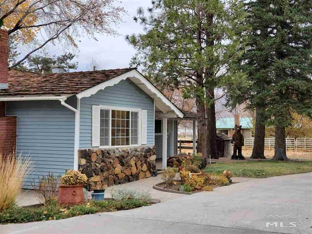 100 Landing Lane, Washoe Valley, NV 89704 (MLS #200015160) :: Vaulet Group Real Estate