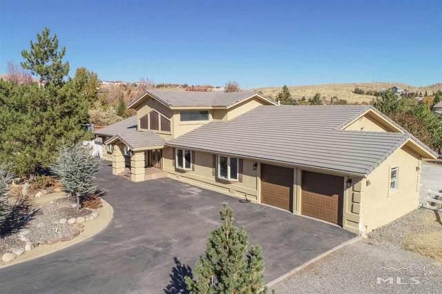 100 Thomas Avenue, Reno, NV 89523 (MLS #200015242) :: Craig Team Realty