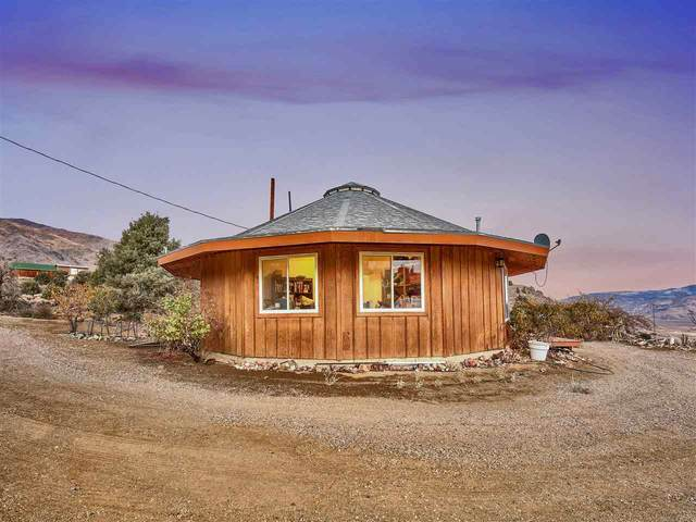 1285 Spatter Cone Rd, Wellington, NV 89444 (MLS #200015477) :: Chase International Real Estate
