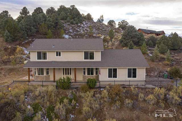 2569 Cartwright Rd, Reno, NV 89521 (MLS #200015493) :: NVGemme Real Estate