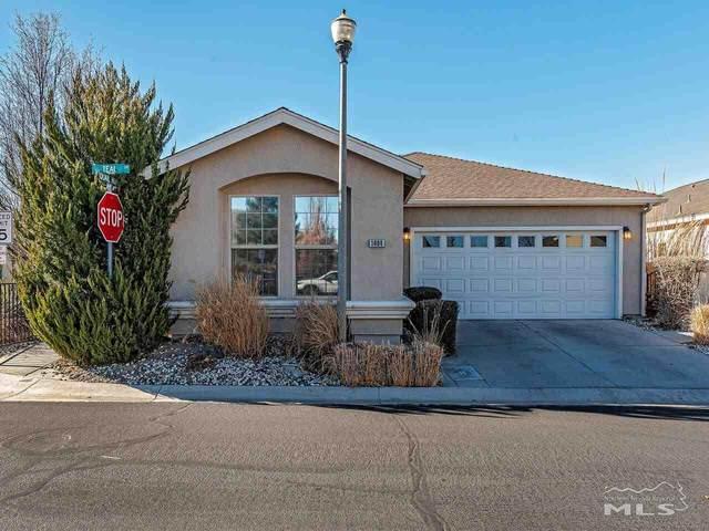 1484 Teal Dr, Carson City, NV 89701 (MLS #200015664) :: Vaulet Group Real Estate