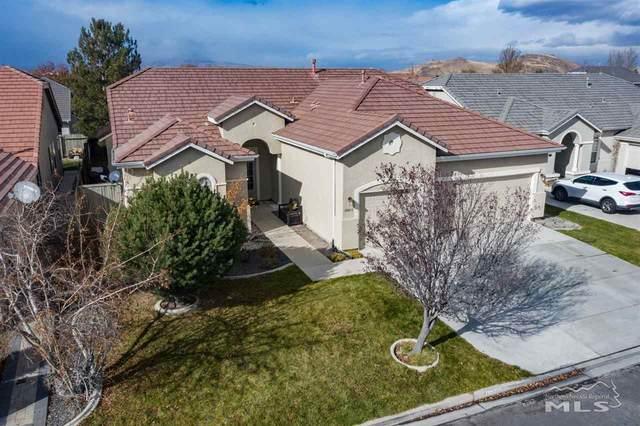 10411 Silver Rush Court, Reno, NV 89521 (MLS #200015760) :: Ferrari-Lund Real Estate