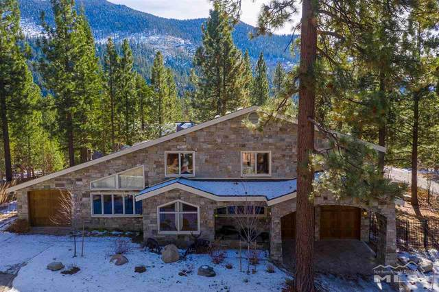 143 Granite Springs Drive, Stateline, NV 89449 (MLS #200015770) :: Chase International Real Estate