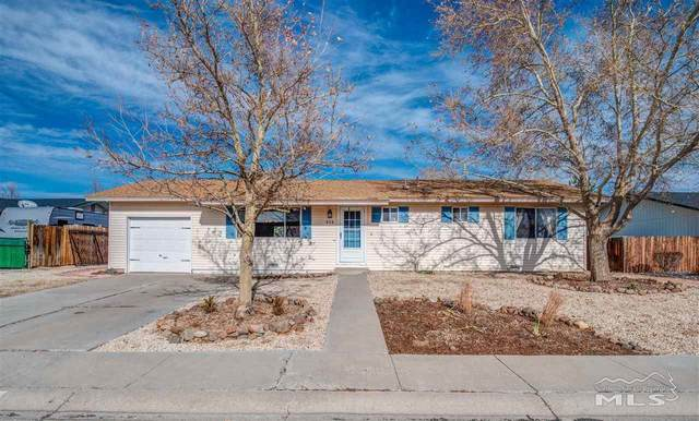 838 Bluerock Rd, Gardnerville, NV 89460 (MLS #200015837) :: The Mike Wood Team