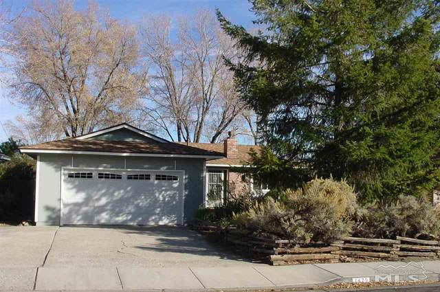 1470 Rayburn Drive, Reno, NV 89503 (MLS #200015904) :: Chase International Real Estate