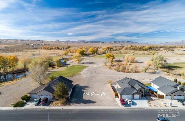 775 Divot Dr, Fernley, NV 89408 (MLS #200015951) :: Ferrari-Lund Real Estate