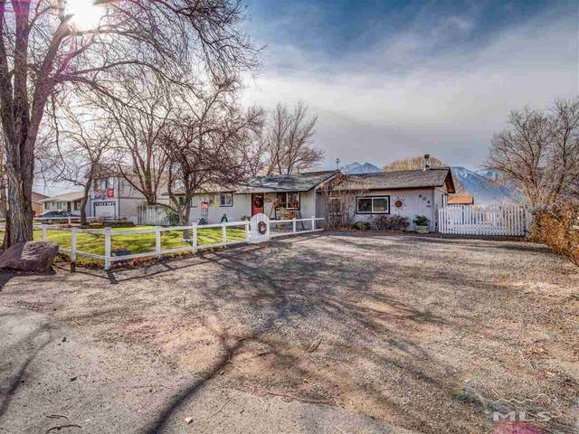 804 Wheeler Way, Gardnerville, NV 89460 (MLS #200015976) :: The Mike Wood Team