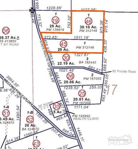 400 Hwy 338, Wellington, NV 89444 (MLS #200015977) :: NVGemme Real Estate