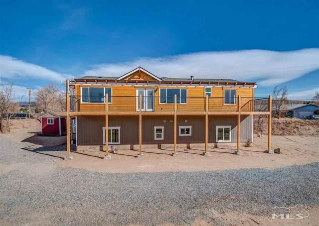 1621 Terry Ann St., Minden, NV 89423 (MLS #200015991) :: NVGemme Real Estate