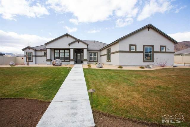 11583 Eagle Peak Dr., Sparks, NV 89411 (MLS #200015992) :: Vaulet Group Real Estate