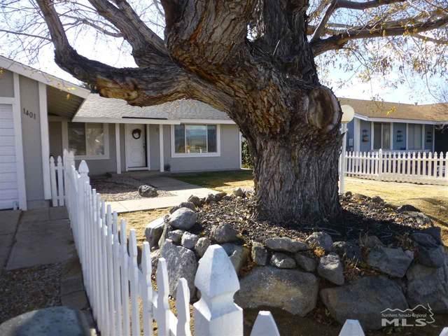 1401 Colorado Street, Carson City, NV 89701 (MLS #200015993) :: Ferrari-Lund Real Estate