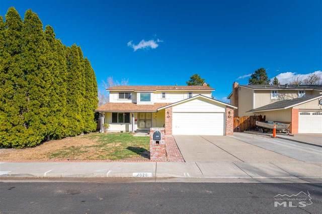 4020 Camino Lindo, Reno, NV 89502 (MLS #200016000) :: Chase International Real Estate