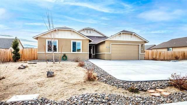 1239 Heybourne, Gardnerville, NV 89410 (MLS #200016069) :: Chase International Real Estate