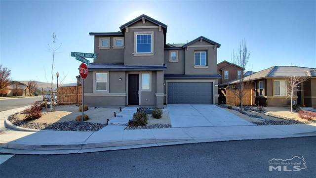 6362 Peppergrass Dr, Sparks, NV 89436 (MLS #200016090) :: Craig Team Realty