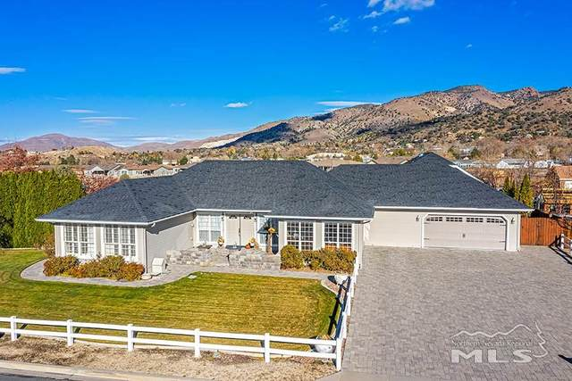 15110 Bailey Canyon, Reno, NV 89521 (MLS #200016121) :: Vaulet Group Real Estate