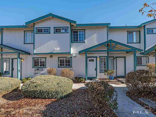 1022 E Fifth Street #3, Carson City, NV 89701 (MLS #200016278) :: Ferrari-Lund Real Estate