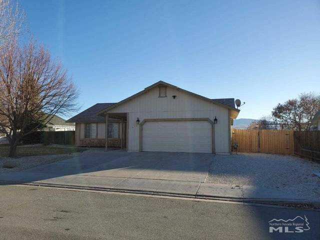 912 Red Falcon, Sparks, NV 89441 (MLS #200016286) :: Theresa Nelson Real Estate