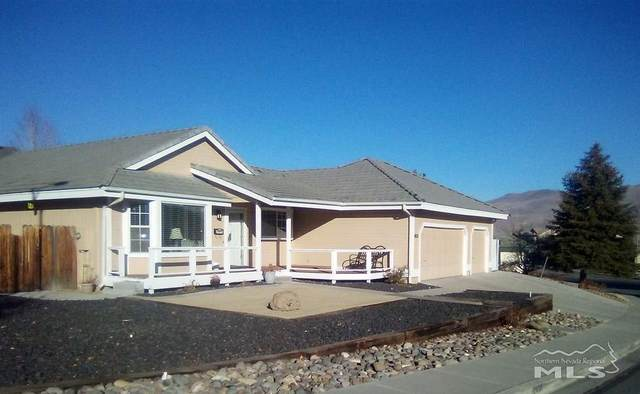 1420 Gregg St, Carson City, NV 89701 (MLS #200016430) :: Ferrari-Lund Real Estate