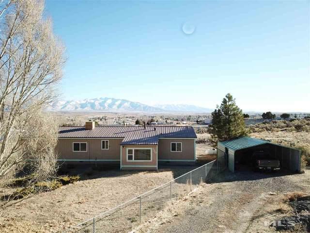 520 Pine Knot Drive, Spring Creek, NV 89815 (MLS #200016439) :: Ferrari-Lund Real Estate