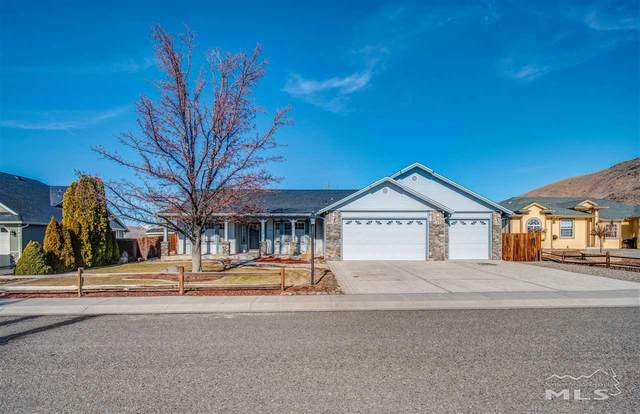 1290 N Santa Barbara Drive, Minden, NV 89423 (MLS #200016711) :: Ferrari-Lund Real Estate