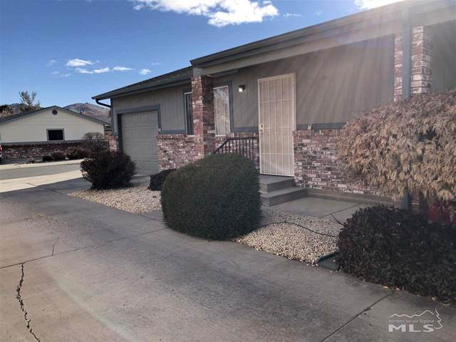 3134 Heaton Way, Carson City, NV 89701 (MLS #200016716) :: Colley Goode Group- eXp Realty