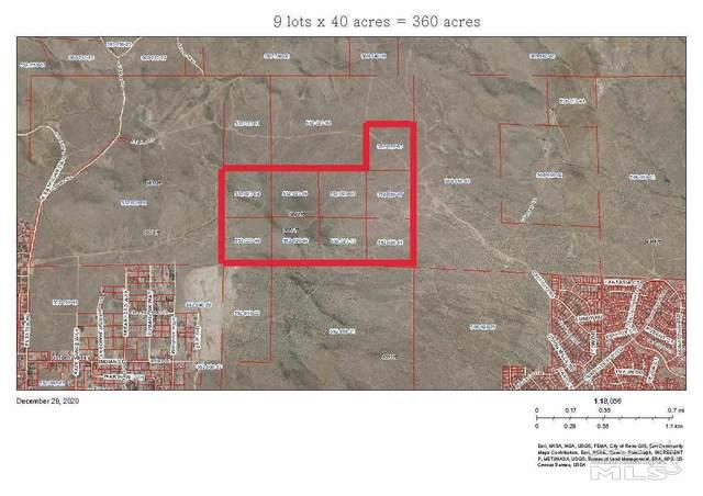 0 Estates Road, Reno, NV 89506 (MLS #200016931) :: Ferrari-Lund Real Estate