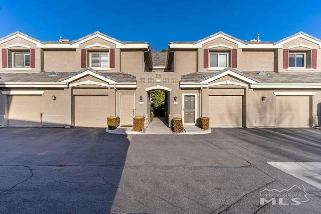 900 South Meadows Parkway #2822, Reno, NV 89521 (MLS #200016956) :: Craig Team Realty